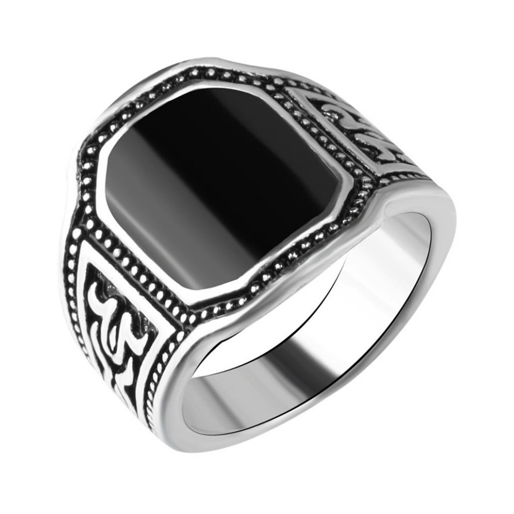 Bangle009 Clearance Sale Vintage Punk Band Men Zinc Alloy Ring Finger Jewelry Cool Club