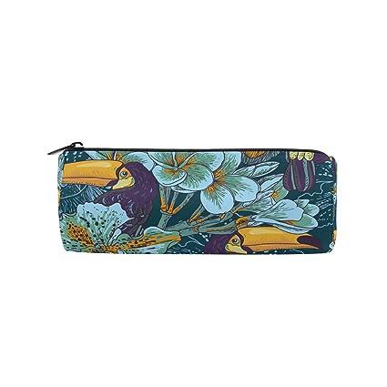 FAJRO - Estuche para lápices, diseño de pintura tucán ...