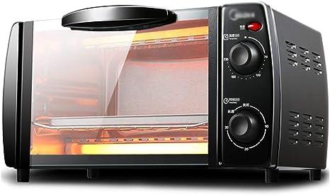 LITING Mini Horno Tostadora Desayunador - Horno Hogar Horno multifunción Horno 10 L Mini Horno eléctrico Hornos de Cocina: Amazon.es: Deportes y aire libre