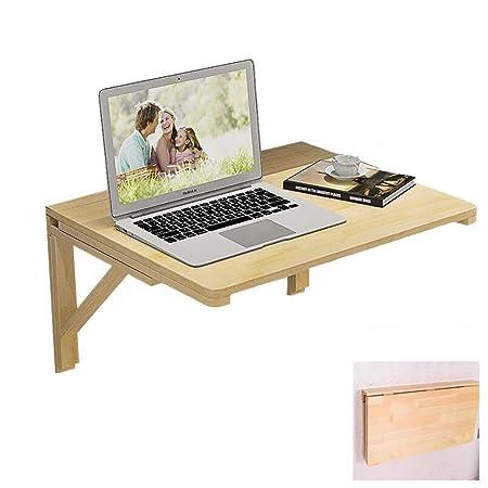 WANNA.ME - Mesa para Ordenador portátil de Pared, Plegable, Mesa ...