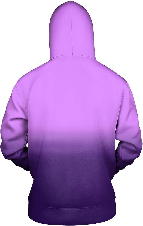Just Hiker Full Print Hoodies Outdoor Space Cotton Sweatshirt ComfortSoft Sweater Pullover Sportswear
