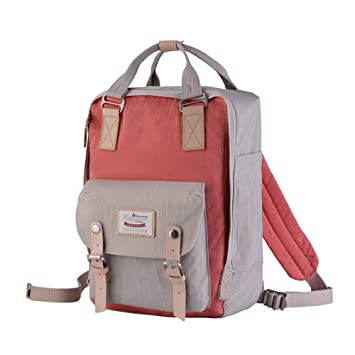 Himawari Backpack Waterproof Backpack 14.9 quot  College Vintage Travel Bag  for Women,13inch Laptop 74e232ca9d7e7