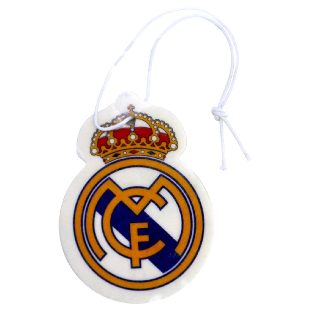 Real Madrid FC. Crest Air Freshener