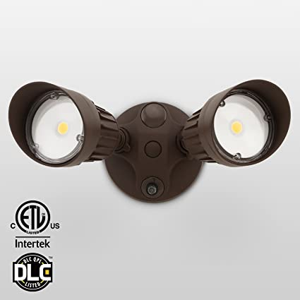 Outdoor Light Photocell 20w dual head dusk to dawn led outdoor security light photocell 20w dual head dusk to dawn led outdoor security light photocell dlc workwithnaturefo