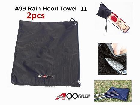A99 Golf capucha impermeable toalla de Golf impermeable ...