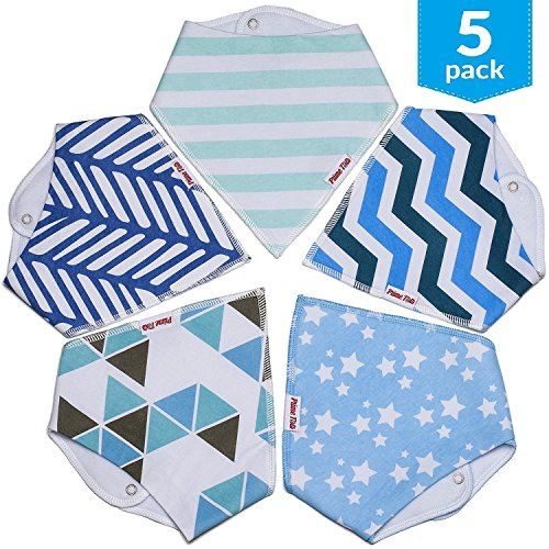 Cloth Gauze Diapers for Babies Set of 6 (White) - 8
