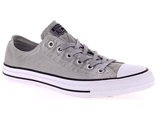 c0d3ac7ef31 Converse - Chuck Taylor All Star Kent Wash - Zapatillas - Dolphin Black  White  Amazon.es  Zapatos y complementos