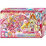 Go! Princess Precure Notebook with Stickers DX
