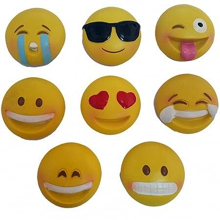 Tradeshoptraesio 10 Stuck Gastgeschenk Smiley Faces Emoji