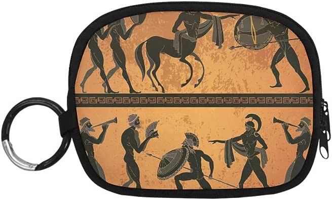 ancient greek coin purse