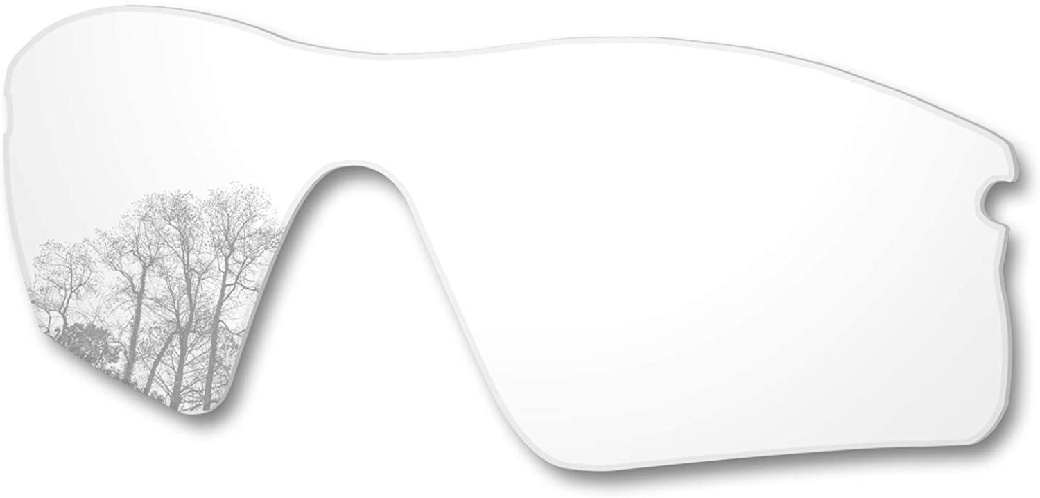 Bsymbo Lenses/Accessories Replacement for Oakley Radar Range Sunglass - Multiple Options