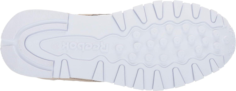 Reebok Mens Classic Leather Sneaker 10 M US Light Sand//Sand Beige
