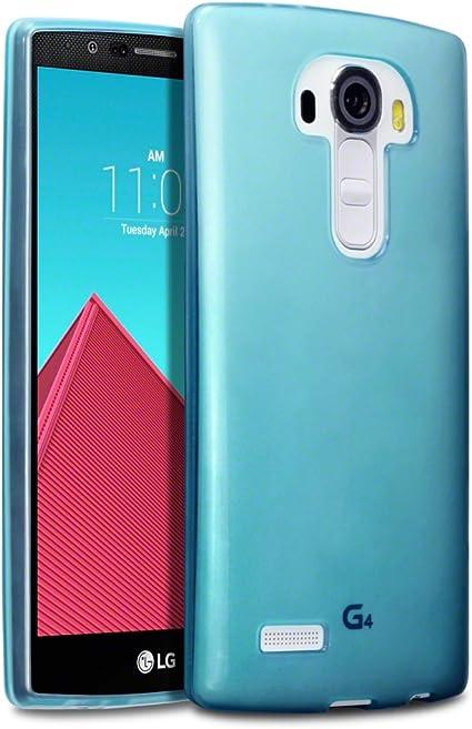 TERRAPIN Funda LG G4, Carcasa de TPU con Tapa para Smartphone LG G4: Amazon.es: Electrónica