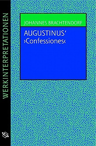 Augustinus Confessiones