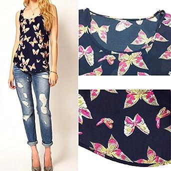 Pantalones de deporte para mujer Diseño de mariposas de ...