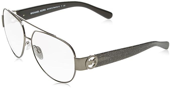 Michael Kors Unisex Sonnenbrille MK5012 Tabitha II, Gold (Gold 1066R1), One size (Herstellergröße: 59)