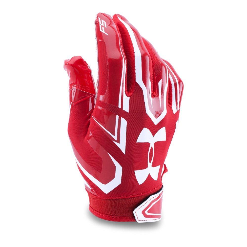 Under Armour Boys' Youth F5 Football Gloves
