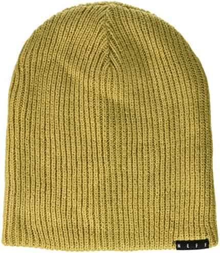 d14b05c9031 (2). NEFF Men s Double Heather Knit Slouchy Beanies