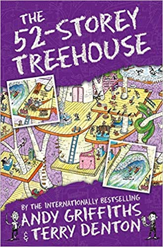 The 52-storey Treehouse: The Treehouse Books 05 Treehouse ...