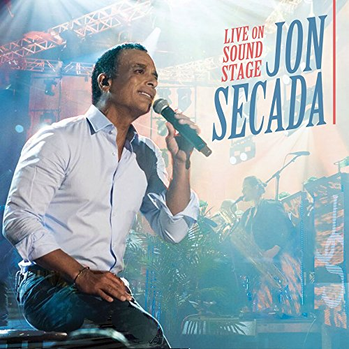 Blu-ray : Jon Secada - Live On Soundstage (Blu-ray)