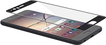 StilGut, pellicola protettiva ultraresistente in vetro temperato per Huawei P10 Plus. Pellicola vetro temperato curvo 3D per originale Huawei P10 Plus