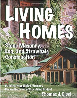 From log to log house book