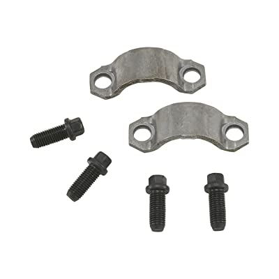 Yukon Gear YY STR-002 1350/1410 U-Joint Strap Kit For Dana 60/70/Gm 9.5/Ford 10.25 Differential: Automotive