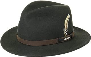 product image for Stetson Sardis VitaFelt Traveller Hat Women/Men - Made in USA