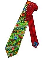 Amazon.com: Jerry Garcia Mens St. Patrick's Day Necktie - Green ...