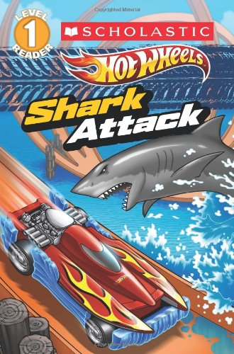 Hot Wheels: Shark Attack (Hot Wheels Books)