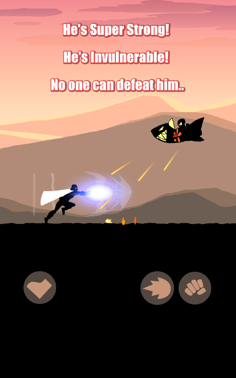 SUPER HERO BLACK: One Punch Stickman Shadow Fight ...