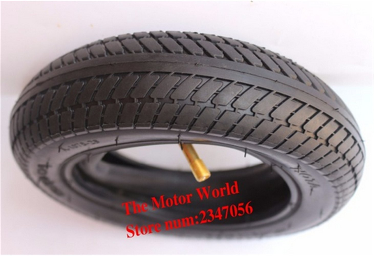scooter 8 1/2x2(50-134) trye (8' 1/2' x2 inch) Tire for Gas Electric inner tube included 8.5x2 tyre