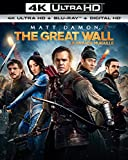 The Great Wall [4K Ultra HD + Blu-ray + Digital HD] (Bilingual)