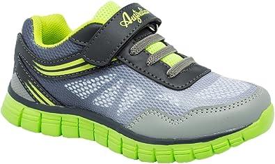 AUSTRALIAN Junior AU183 - Zapatillas de Running, Color Gris ...