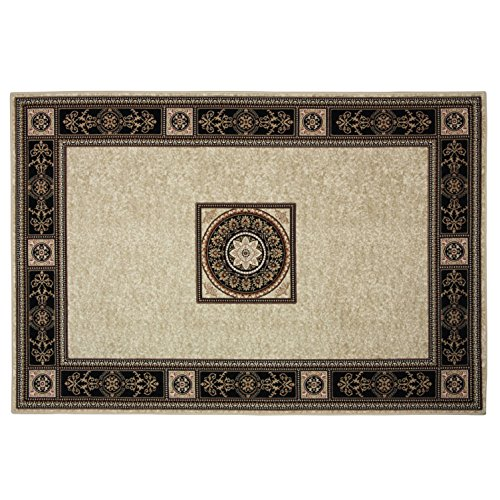 Regal Small Rug - Bacova Guild Heritage Area Rug, Stain Resistant, 87