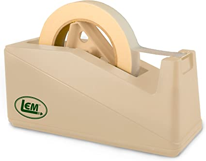 LEM Products 034 Tape Dispenser /& Freezer Tape