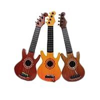 Niños juguete lindo guitarra Youkiri Musical Instruments Niños guitarra principiante juguetes
