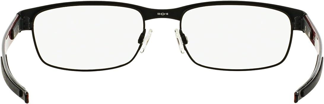 1691f4e08e Amazon.com  Oakley Carbon Plate OX5079-0153 Eyeglasses Matte Black ...