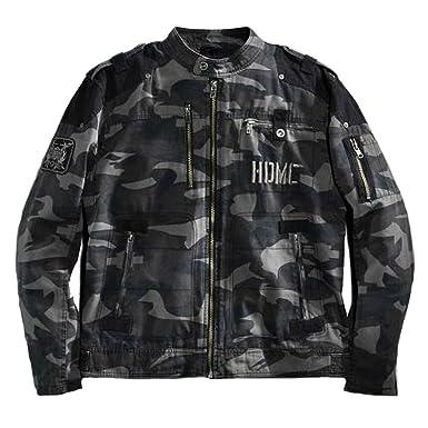 Harley jacke camouflage