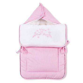 Fuß Und Kuschelsack Mit Gurtschlitz Von Kleiner Prinz Oder Kleine Prinzessin In 3 Farben Erhältlich Farbe Rosa Motiv Kleine Prinzessin Baby