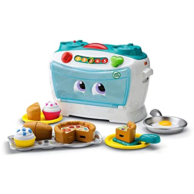 LeapFrog Number Lovin' Oven, Teal, Great Gift For Kids, Toddlers, Toy for Boys and Girls, Ages 2, 3, 4, 5: Clothing