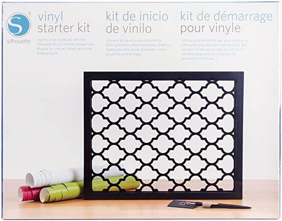 Perles & Co Kit iniciación de Vinilo para Plotter Silhouette: Amazon.es: Hogar