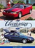 1996 Ford Accessories 28-page Car Dealer Brochure Catalog - Taurus Mustang Probe Escort Crown Victoria Thunderbird