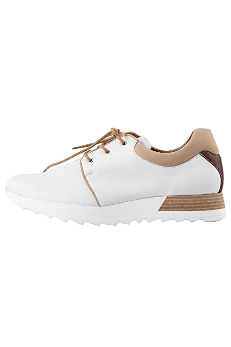 20 44 Größen Große Schuhe 714473 Weiß Damen Ulla Popken ScRq5A43jL