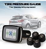 Car Rover® uto-Reifen Drucksensor/Monitor Satz, Drahtloses Warnungs-Sicherheitssystem (äußerliche Sensor)