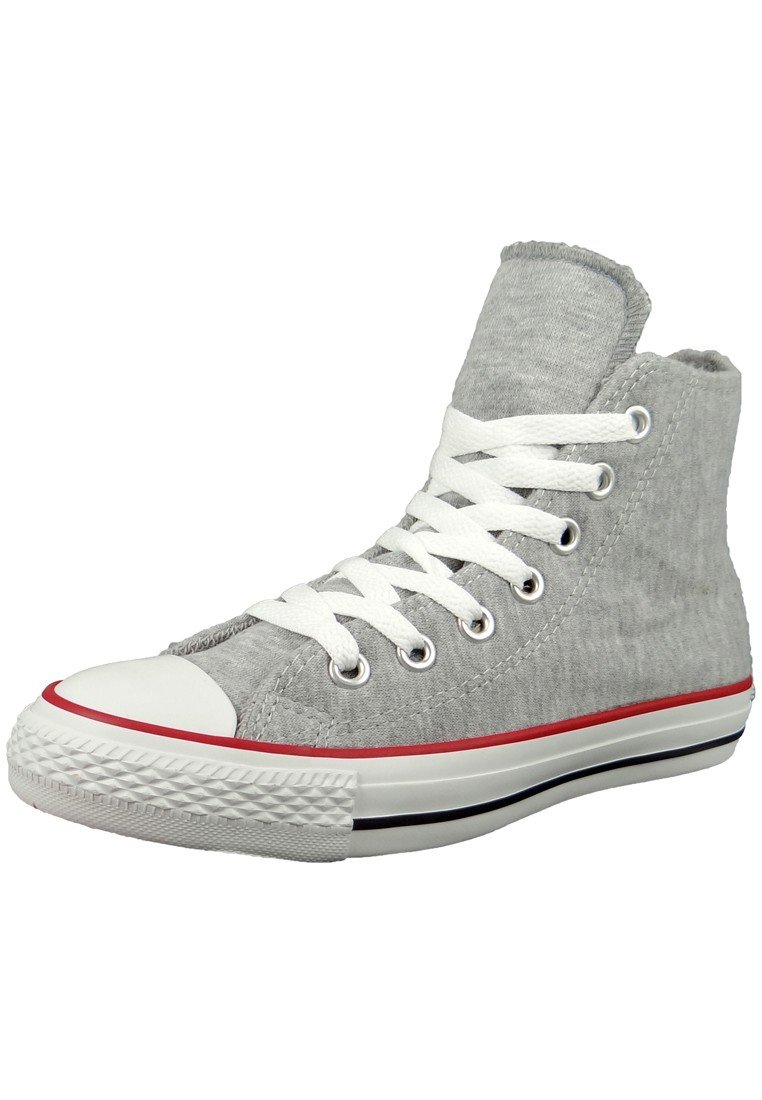 Converse Chuck Taylor All 16284 Star HI Star SWEAT SWEAT GRY/RD/BLK, Haut adulte mixte Gris 9807222 - automaticcouplings.space