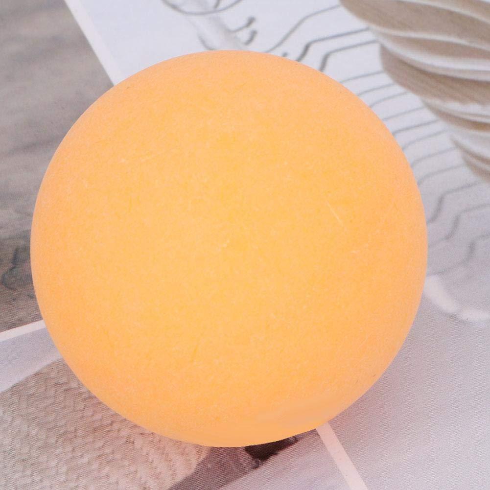 Hilitand Palla da Ping Pong in ABS da 9 Pezzi Palla da Ping Pong Professionale in plastica Non infiammabile da Allenamento 44 Palla da Ping Pong a 3 Stelle