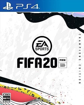 FIFA 20 Champions Edition 【限定版同梱物】