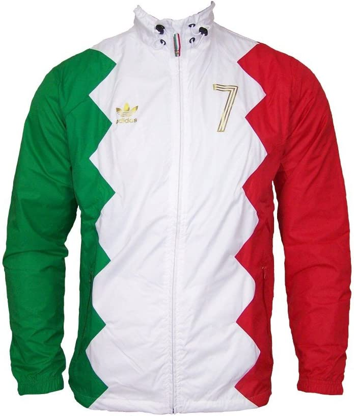 adidas Originals Italie Veste Weiß,: