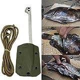 HeroNeo® Outdoor EDC Survival Tool Full Serrated Edge Blade Knife Fishing Harpoon Flake